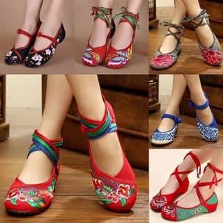 Giày thêu Trung Hoa của titshop.2013 tại Hòa Bình - 3180759
