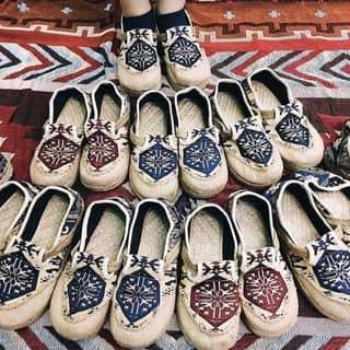 Giày thổ cẩm của trang796 tại Nguyễn Văn Linh, Thanh Bình, Thành Phố Hải Dương, Hải Dương - 3198743