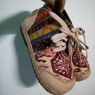 Giày thổ cẩm sale của jamesquang tại Bình Dương - 3103558
