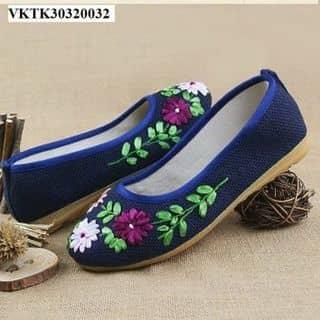 Giày Vải Thêu Hoa của phuctran101 tại Hồ Chí Minh - 2925119