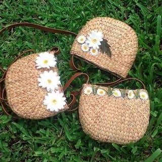 Giỏ xách handmade Thi Thi 🌸 của pedentynhnghyck tại Hồ Chí Minh - 3431884