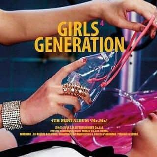 GIRLS' GENERATION 4th mini album: MR. MR. [Random Sticker] của hanwook tại Đồng Tháp - 1734243