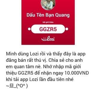 Giúp e với ạ của dautenbanquang tại Shop online, Huyện Yên Sơn, Tuyên Quang - 2178390