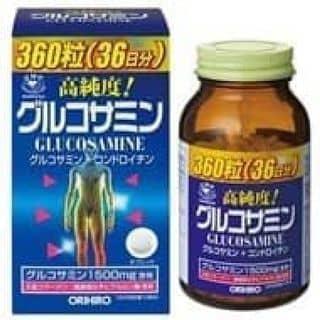 GLUCOSAMINE ORIHIRO 360 VIÊN Thuốc trị đau xương khớp của dangthihanh1994 tại Hưng Yên - 2363952