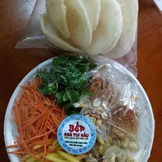 Gỏi Gân bò bóp chua cay- ăn kèm bánh phồng tôm. của phanthuyhien tại Đà Nẵng - 2050011