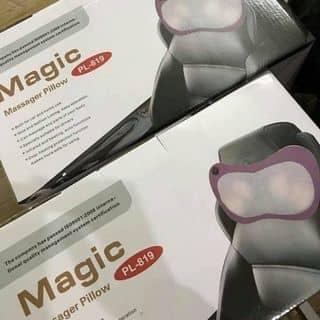 : Gối massage hồng ngoại magic chính hãng   của hoangquynh129 tại Sơn La - 3753352