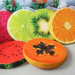 Gối tựa trái cây 3D. của trannguyennanla tại Kiên Giang - 2259920