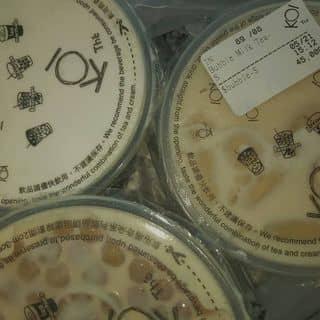 Golden Bubble Milk Tea & Black Macchiato của nguyenlephuongthao1 tại Số 1 đường số 17A, khu phố 11, phường Bình Trị Đông B, Quận Bình Tân, Hồ Chí Minh - 3403745