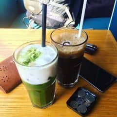 Green tea của Nguyễn ThuHương tại Urban Station Coffee Takeaway - Quang Trung - 1853721