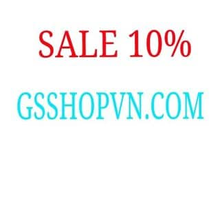 GSSHOPVN.COM giảm giá 10% của gsshopvn tại 23 Đường C1, phường 13, Quận Tân Bình, Hồ Chí Minh - 1239978