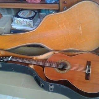 Guitar classic Nhật secondhand World A. của nguyentrongtam2 tại Shop online, Huyện Đạ Tẻh, Lâm Đồng - 1511412