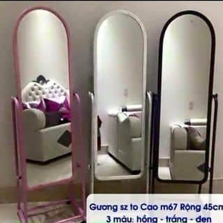 Gương Di Động của luong97 tại Shop online, Huyện Cẩm Khê, Phú Thọ - 3173720