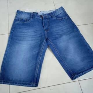 ♨ HÀNG CÓ SẴN KHÔNG PHẢI HÀNG ORDER. ĐẶT LÀ CÓ.  ✒ Quần lửng jean nam trơn 💰💰💰 100K  của linlee tại Hồ Chí Minh - 2831585