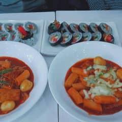 Hanuri - món ăn Hàn Quốc của h.mi19 tại Hanuri - Quán Ăn Hàn Quốc - Xô Viết Nghệ Tĩnh - 2609398