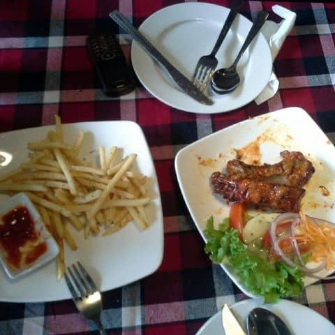 Các hình ảnh được chụp tại Pepperonis Restaurant - Giảng Võ