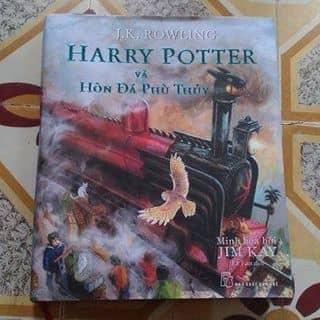 Harry Potter bản minh họa màu tập 1 của kingfirea71 tại Ngõ Gốc Đề, Hoàng Văn Thụ, Quận Hoàng Mai, Hà Nội - 2891292