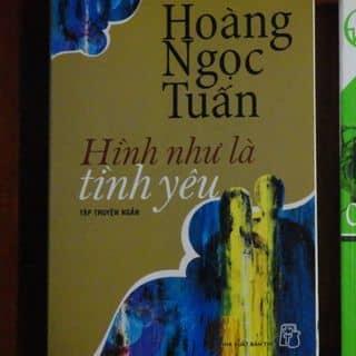 Hình Như Là Tình Yêu - Hoàng Ngọc Tuấn của style2017 tại Hồ Chí Minh - 2993696