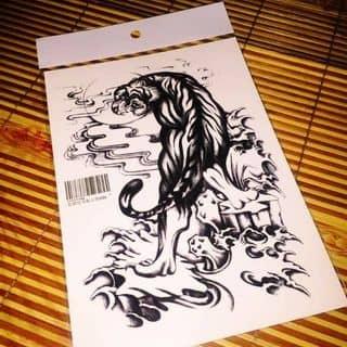 Hình Xăm Dán Tatoo của huynguynkhanh tại Bắc Ninh - 1563306