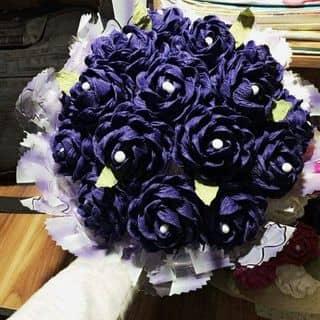 Hoa giấy handmade của dungung1 tại Shop online, Huyện Thái Thụy, Thái Bình - 2509342