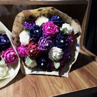 Hoa giấy handmade của dungung1 tại Shop online, Huyện Thái Thụy, Thái Bình - 2509345