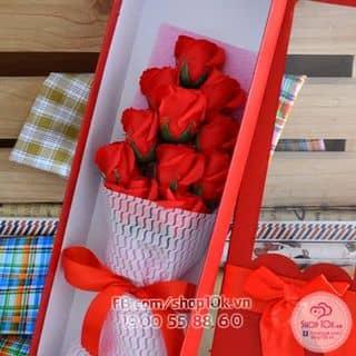 Hoa hồng sáp 11 bông của shop10k.vn tại Hồ Chí Minh - 1280855