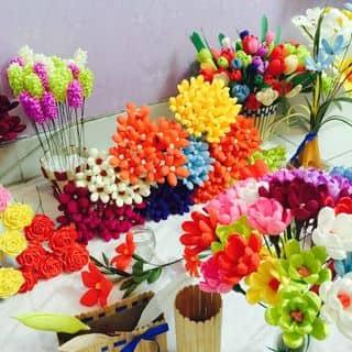 Hoa màu mè bánh bèo của shophoagiay tại Hồ Chí Minh - 2091828