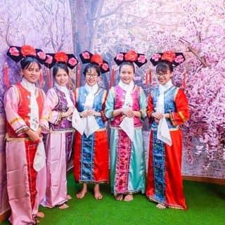 Hóa trang thỏa thích ở Q Sushi & Tea <3 <3 <3 của duyenle96 tại 146 Hoàng Diệu 2, Linh Chiểu, Quận Thủ Đức, Hồ Chí Minh - 4530370