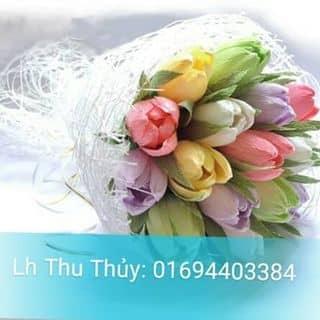 Hoa tulip giấy handmade của muathulannuoc tại Thừa Thiên Huế - 1842030