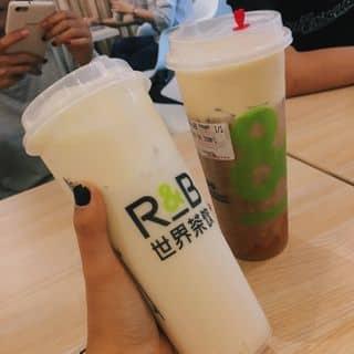 Hồng trà cream + Ngũ cốc cream gi đó :)) của gumiegumie tại Sân Bay Tân Sơn Nhất, Quận Tân Bình, Hồ Chí Minh - 2507732