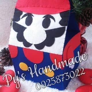 HỘP ĐỰNG GIẤY MARIO của handmadepys tại 0925873022, Thành Phố Đà Lạt, Lâm Đồng - 752067