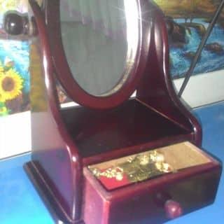 Hộp đựng trang sức gỗ kèm gương của doanda2 tại Quảng Trị - 2520459