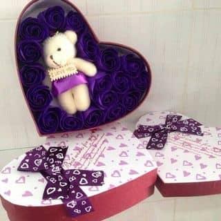 Hộp hoa hồng sáp kèm gấu của damlale tại Kiên Giang - 2531350