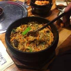 Hot stone bibimbap của Sa Hoàng tại Gogi House - Quán Nướng Hàn Quốc - Hai Bà Trưng - 2684529