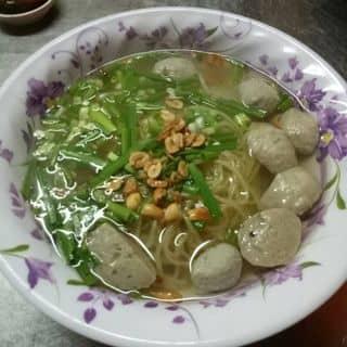 Hủ tiếu mì bò viên của teero tại 144 Huỳnh Khương An,  P. 5, Quận Gò Vấp, Hồ Chí Minh - 996396