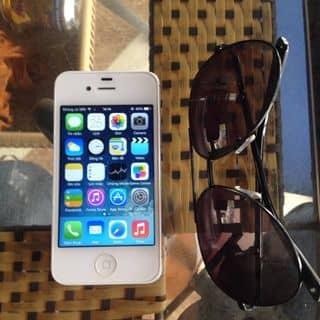 Iphone 4, 16gb, quốc tế. của lamgiauquakho tại 2 Phan Đình Phùng, Thành Phố Hà Tĩnh, Hà Tĩnh - 1541847