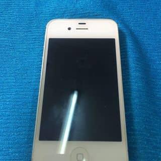 Iphone 4 32g trắng quốc tế của duonghau810 tại Hồ Chí Minh - 2911577