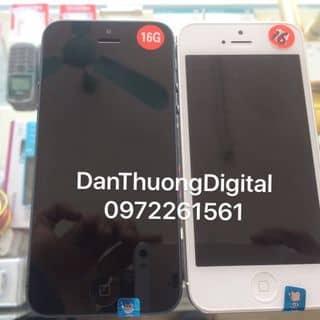 Iphone 5 Đen Trắng Đẹp của danthuongdigital tại Hưng Yên - 2488072