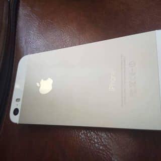 Iphone 5s gold quốc tế 16g 99% của caothehien tại Thái Nguyên - 3150197