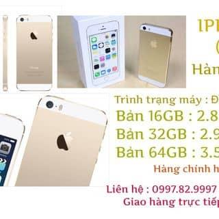 Iphone 5s hàng xách tay của amenguyen3 tại An Giang - 2167445