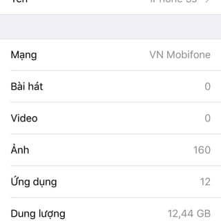 iPhone 5s lock 16GB vàng của thach1811 tại Hồ Chí Minh - 3276020