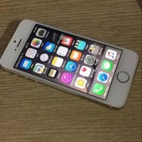 Iphone 5S Lock MVT Gold - 142872579 kinnypham80 - Cửa hàng điện tử 1 - Giao