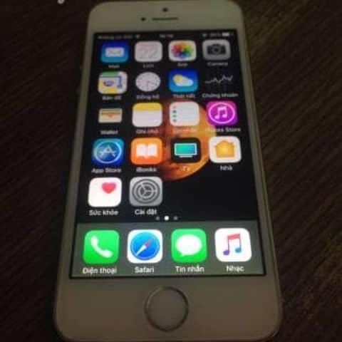 Iphone 5s lock Nhật có vân tay - 142902196 dohuy934 - Cửa hàng điện tử 3