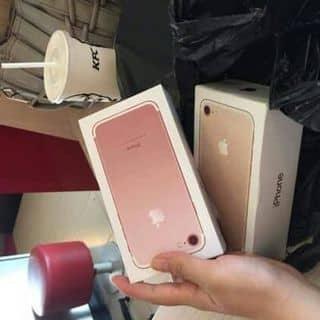 IPhone 7 plus quoc te của saobang12 tại 4 - 6 Hoàng Văn Thụ, Thị Xã Bạc Liêu, Bạc Liêu - 1703167