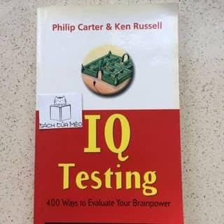 IQ Testing của sach_cua_meo tại Hồ Chí Minh - 3374901