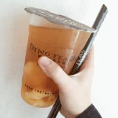 Jasmine green tea của Anh Quỳnh tại Ding Tea - Phạm Ngọc Thạch - 2600254