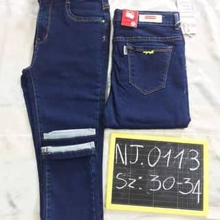Jeans dài big size cao cấp của newjeansvnxk tại Hồ Chí Minh - 1236912