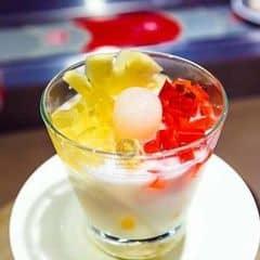 Jelly crushed ice của Quang Trần tại Lẩu Băng Chuyền Kichi Kichi - Calmette - 17832