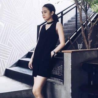 Jumsuit Cổ V Viền Choker Màu Đen của tyhouse tại Tây Ninh - 2028130