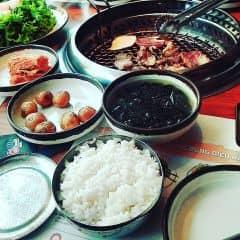 Kangnam combo của Thùy Dương tại King BBQ Deli - Nam Kì Khởi Nghĩa - 241689