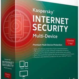 Kaspersky Internet security 5PC /1 năm. IP :0986046747 của nguyenvandong8 tại Trường Đại học Tài chính - Kế toán, Huyện Tư Nghĩa, Quảng Ngãi - 1481292